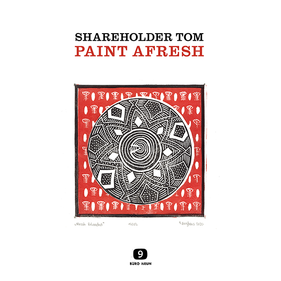 "Shareholder Tom ""Paint Afresh"""